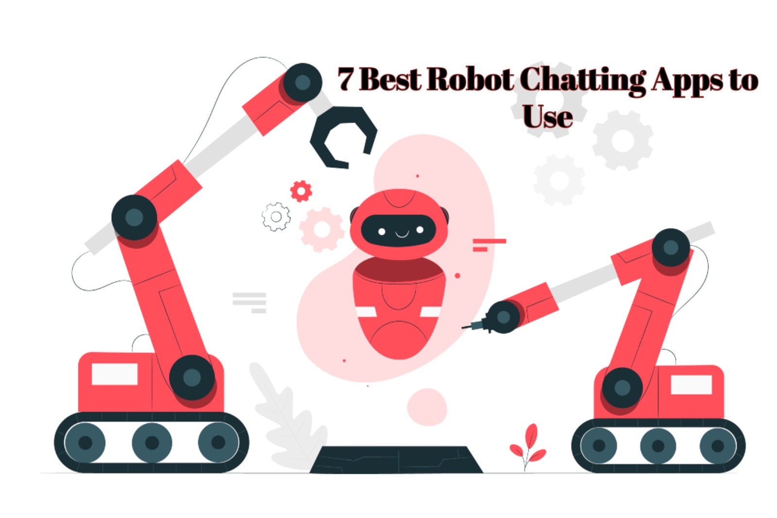 robot chatting apps