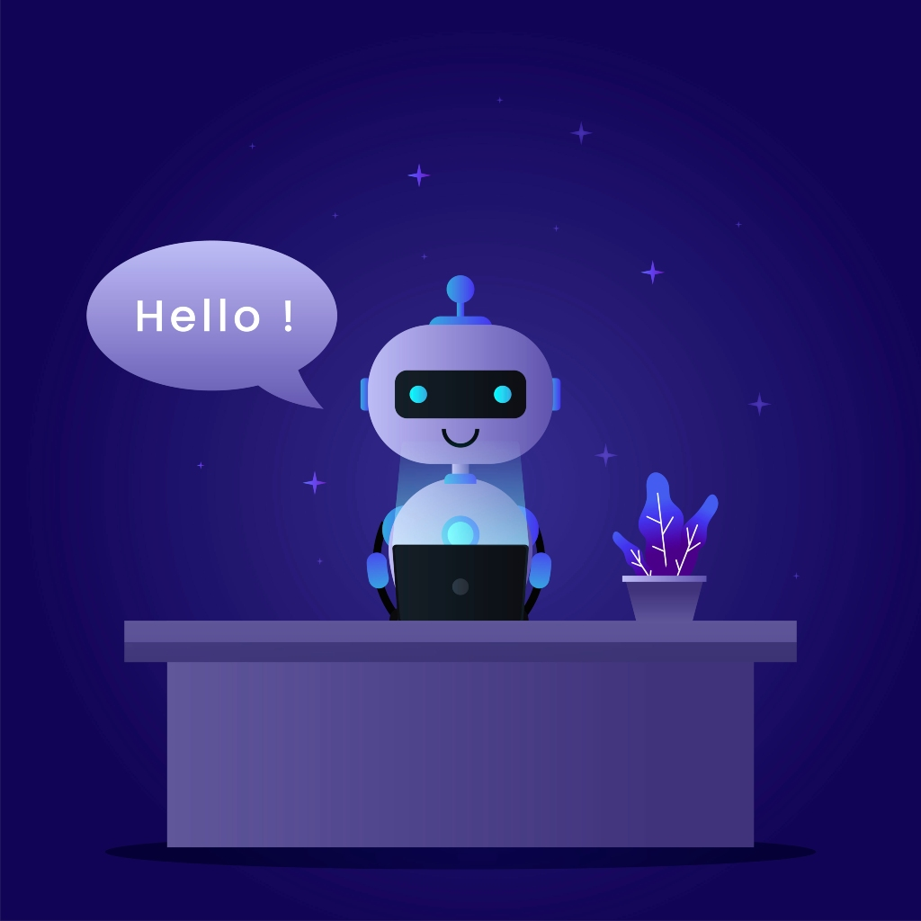 talk to a chatbot